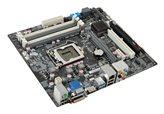Matična ploča USED ECS H87H3-M, Intel H87, DDR3, zvuk, S-ATA, RAID, G-LAN, PCI-E, USB 3.0, D-SUB, DVI, HDMI, mATX, s. 1150