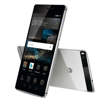 """Smartphone HUAWEI P8, 5.2"""" IPS multitouch, QuadCore Cortex A53 2.0GHz & QuadCore Cortex A53 1.5GHz, 3GB RAM, 16GB Flash, microSD, WiFi, BT, GPS, NFC, Android 5.0, sivi"""