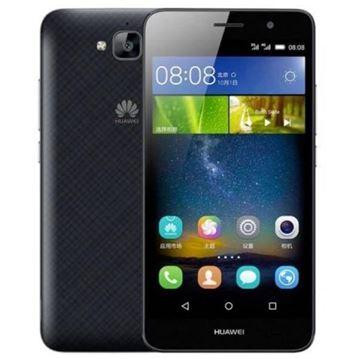 "Smartphone HUAWEI Y6 DS, 5"" IPS multitouch, QuadCore Cortex A7 1.1GHz, 2GB RAM, 8GB Flash, Dual SIM, 2x kamera, microSD, WiFi, BT, Android 5.1, crni"