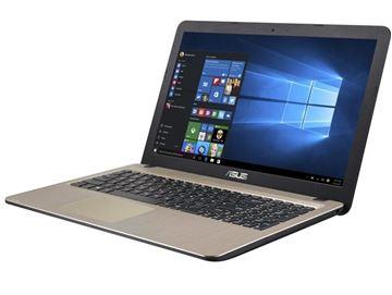 "Prijenosno računalo ASUS X540LA-XX004T / Core i3 4005U, DVDRW, 4GB, 1000GB, HD Graphis 4400, 15.6"" LED HD, kamera, HDMI, USB 3.1, Windows 10, crno"