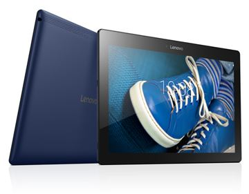 "Tablet računalo LENOVO TAB2 A10-30, 10.1"" IPS multitouch, QuadCore Qualcomm MSM8909 1.3GHz, 1GB, 16GB, microSD, 2x kamera, 4G, BT, Android 5.1, plavo"