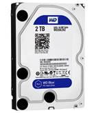 "Tvrdi disk 2000.0 GB WESTERN DIGITAL Blue, WD20EZRZ, SATA3, 64MB cache, 5400okr./min, 3.5"", za desktop"