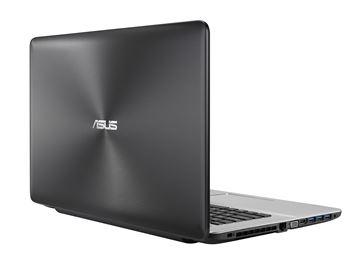 "Prijenosno računalo ASUS X751LB-TY227D / Core i5 5200U, DVDRW DL, 4GB, 1000GB, GeForce 940M, 17.3"" LED HD, G-LAN, BT, HDMI, USB 3.0, kamera, DOS, crno"