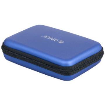 """Kutija za HDD ORICO 2.5"""" zaštitna kutija, otporna na prašinu/vodu/udarce/vlagu, plava"""