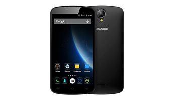 "Smartphone DOOGEE X6 PRO, 5.5"" multitouch, QuadCore MTK6580 1.3GHz, 2GB RAM, 16GB Flash, Dual SIM, 4G/LTE, kamera, BT, GPS, Android 5.1, crni"
