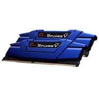 Memorija PC-19200, 16 GB, G.SKILL Ripjaws V series, F4-2400C15D-16GVB, DDR4 2400MHz, kit 2x8GB