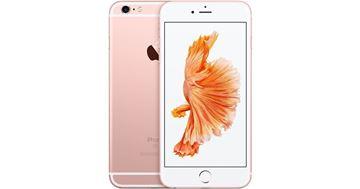 "Smartphone APPLE iPhone 6s Plus, 5.5"" IPS multitouch, DualCore Twister 1.84GHz, 2GB RAM, 16GB Flash, kamera, 4G/LTE, BT, GPS, NFC, IOS 9, rose gold - DEMO"