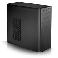 Kućište ANTEC VSK-4000B U3/U2, MIDI, ATX, crno, bez napajanja