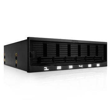 """Front panel NZXT Sentry Mix 2 AC-SEN-MIX2-M1, 5.25"""", potenciometar za ventilatore, crni"""