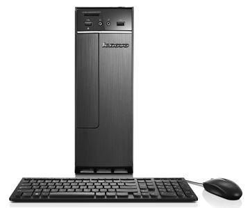 Računalo LENOVO Ideacentre 300s 90dq002qsc / Dual Core N3050 2,16GHz, 4GB, 500GB, HD Graphics, G-LAN, HDMI, USB 3.0, 7-u-1 čitač kartica, BT, FreeDOS, crno