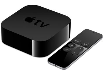 Media Player APPLE TV, 64 GB, HDMI, LAN, Wi-Fi, mlnc2sp/a