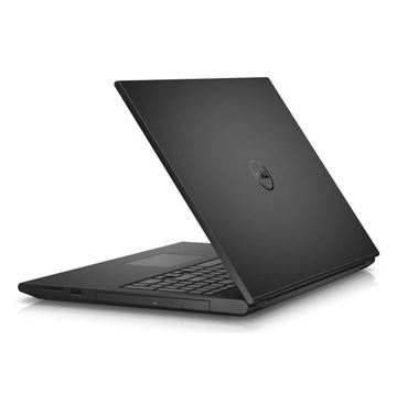 "Prijenosno računalo DELL Inspiron 3542 / Core i3 4005U, DVDRW, 4GB, 500GB, HD Graphics, 15.6"" LED, LAN, BT, kamera, HDMI, USB 3.0, Linux, crno"