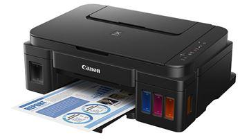 Multifunkcijski uređaj CANON Pixma G3400, printer/scanner/copier, 4800dpi, Wi-Fi, USB, crni