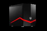 Kućište BITFENIX Colossus M, mITX, USB 3.0, crno-crveno, bez PS
