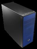 Kućište BITFENIX Neos, MIDI, USB 3.0, crno-plavo, bez PS