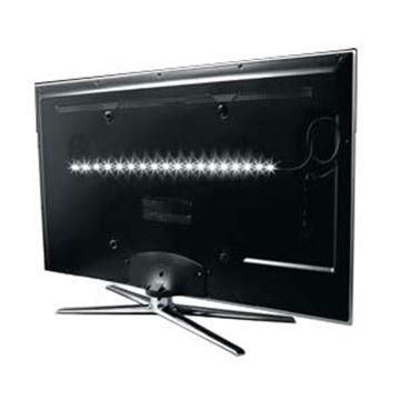 LED osvjetljenje ANTEC HDTV Bias Lighting Kit, bijelo, USB