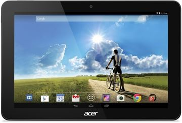 "Tablet računalo ACER Iconia One 10 B3-A20 NT.LC8EE.005, 10.1"" IPS multitouch, QuadCore MTK MT8163 Cortex A53 1.3GHz, 1GB, 16GB eMMC, WiFi, BT, NFC, GPS, microSD, 2x kamera, Android 5.1, crno"