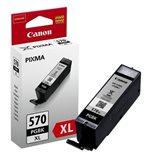 Tinta CANON PGI-570BK, za Pixma MG5750/MG5751/MG6850/MG6851/MG7750/MG7751, crna