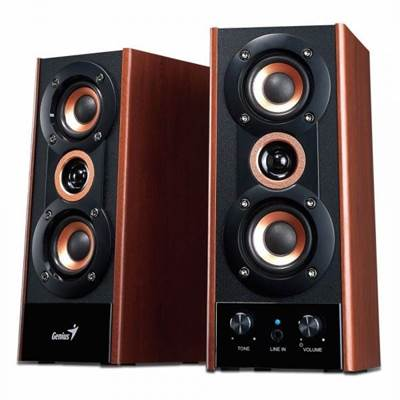 Zvučnici GENIUS SP-HF800A, 2.0, 20W