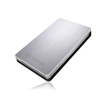 """Eksterno kućište ICY BOX IB-234-U31, 2.5"""" SATA - USB 3.1, srebrno"""