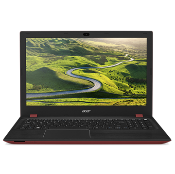 "Prijenosno računalo ACER Aspire F5-571G NX.GA5EX.002 / Pentium 3556U, DVDRW, 4GB, 1000GB, Geforce 940M, 15.6"" LED FHD, G-LAN, kamera, HDMI, USB 3.0, Linux , crveno"