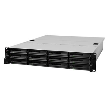 """RackStation SYNOLOGY RS3614RPXS, Core i3 4130, 4GB, Redundant Power Supply, 2.5""""/3.5"""" HDD/SSD support, Hot Swappable HDD, Wake on LAN/WAN, Link Aggregation, 4xG-LAN"""