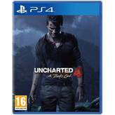 Igra za SONY PlayStation 4, Uncharted 4 Standard Plus PS4, Preorder