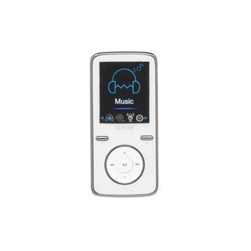 MP3 player DENVER MPG-4054, 4 GB, bijeli