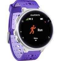 Sat GARMIN Forerunner 230, GPS, za trčanje, bijelo-ljubičasti