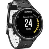Sat GARMIN Forerunner 230, GPS, za trčanje, crno-bijeli