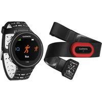 Sat GARMIN Forerunner 630, GPS, za trčanje, crni, senzor otkucaja srca