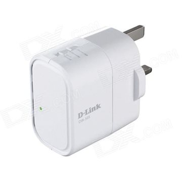 ADSL router D-LINK DIR-505, SharePort, 1x10/100, USB, 54Mbps, bežični