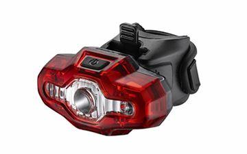 Svjetlo za bicikl GIANT LED Numen 2, punjivo, stražnje, 2 lampice