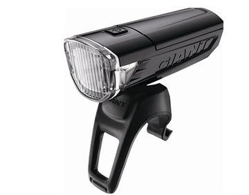 Svjetlo za bicikl GIANT LED Numen HL2, crno, prednje, 5 lampica