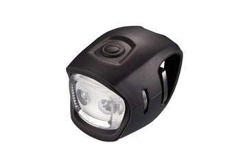 Svjetlo za bicikl GIANT LED Numen Mini, crno, prednje, 2 lampice
