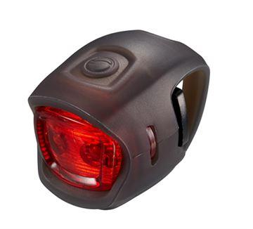 Svjetlo za bicikl GIANT LED Numen Mini, crno, stražnje, 2 lampice