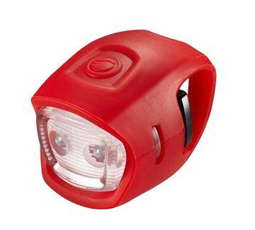 Svjetlo za bicikl GIANT LED Numen Mini, crveno, prednje, 2 lampice