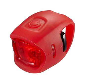 Svjetlo za bicikl GIANT LED Numen Mini, crveno, stražnje, 2 lampice
