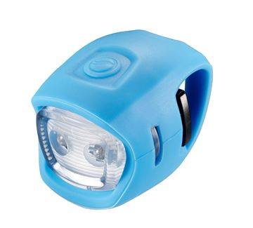 Svjetlo za bicikl GIANT LED Numen Mini, plavo, prednje, 2 lampice
