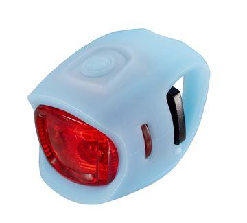 Svjetlo za bicikl GIANT LED Numen Mini, plavo, stražnje, 2 lampice
