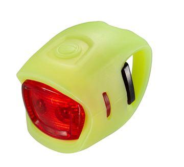 Svjetlo za bicikl GIANT LED Numen Mini, zeleno, stražnje, 2 lampice
