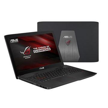 "Prijenosno računalo ASUS G552VW-CN287D / Core i7 6700HQ, DVDRW, 16GB, 1000GB, GeForce GTX 960M, 15.6"" LED FHD, HDMI, BT, kamera, USB 3.1, DOS, crno"