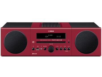 Micro HI-FI linija YAMAHA MCR B043 RED, USB, FM radio, CD player, BT, AUX