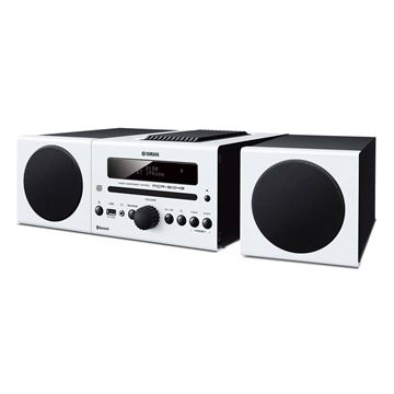 Micro HI-FI linija YAMAHA MCR B043 WHITE, USB, FM radio, CD player, BT, AUX