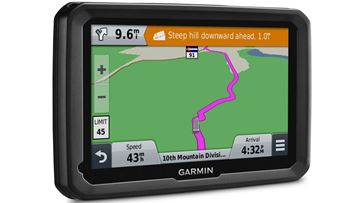 """Navigacija GARMIN dezl 770 LMT Europe, Lifte time update, Bluetooth, 7"""" kamionski mod"""