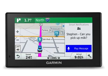 "Navigacija GARMIN DriveSmart 70LMT  Europe, Life time update, 7"""