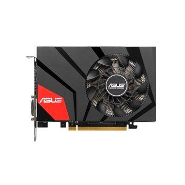 Grafička kartica PCI-E ASUS GeForce GTX 970 DC Mini, 4GB DDR5, DVI, HDMI, DP