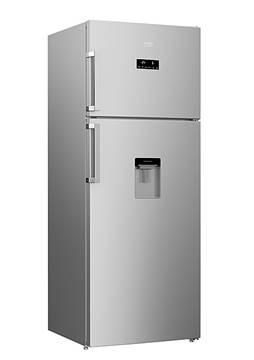Hladnjak BEKO RDNE455E31DZS, sa zamrzivačem, energetska klasa A++
