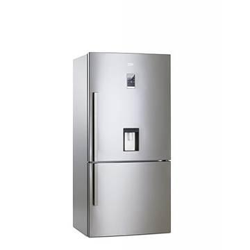 Hladnjak BEKO CN161230DX, sa zamrzivačem, energetska klasa A++
