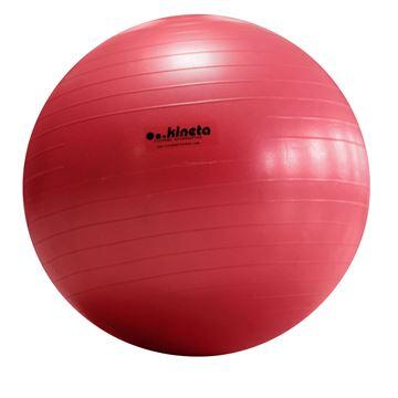 Pilates lopta KINETA 55cm, crvena